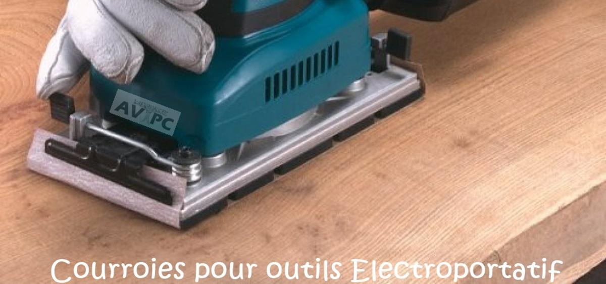 Avtpc vente courroies electroportatif