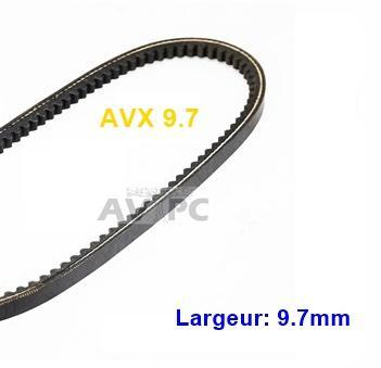 Courroie AVX9.7/875
