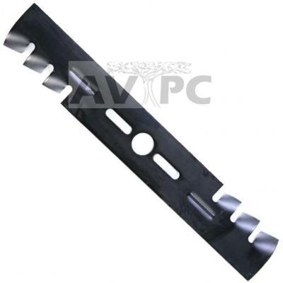 Lame Tondeuse Mulching  universelle 40.6cm - Alésage 25.4mm