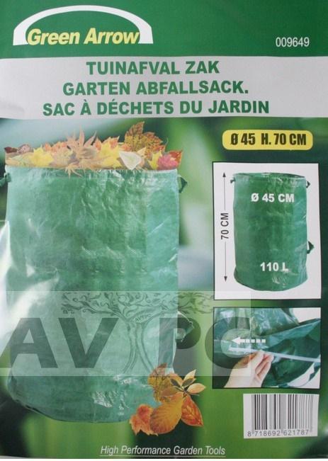 Sac 110l jardin